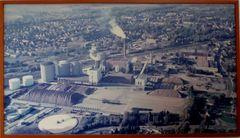 Pfeifer & Langen - Köln - Zuckerfabrik - Luftaufnahme vom Werk