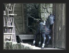 Pferde...