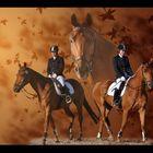 Pferdecollage I