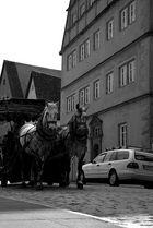 Pferdekutsche