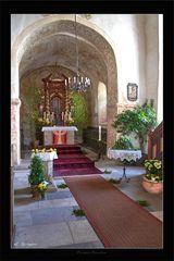 Pfingst Altar