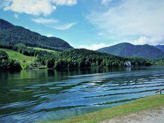 Pfingstmontag am See