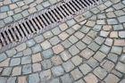 Pflaster am Petersberg bei Bonn
