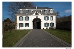 Pfortenhaus Kloster Heisterbach