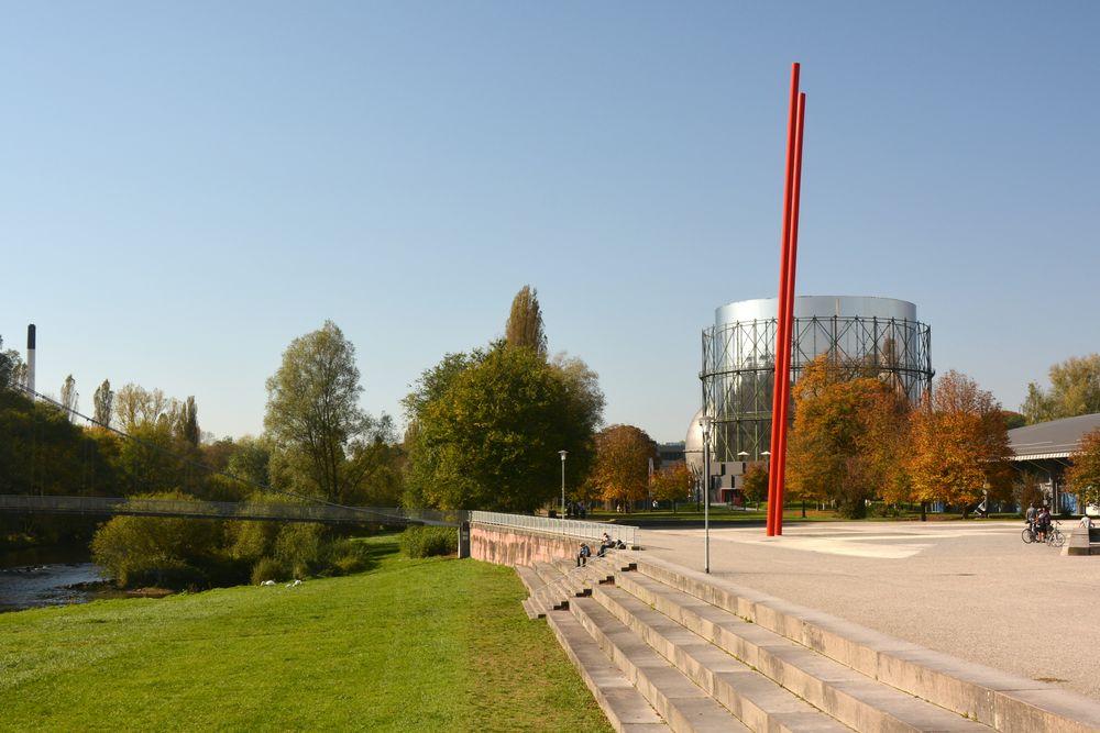 Gasometer Pforzheim Bilder