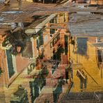 (Pfützen-) Ansichten von Venedig
