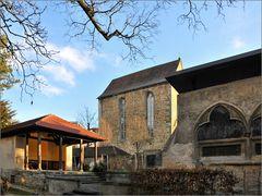 Pfullingen - An der Klosterkirche