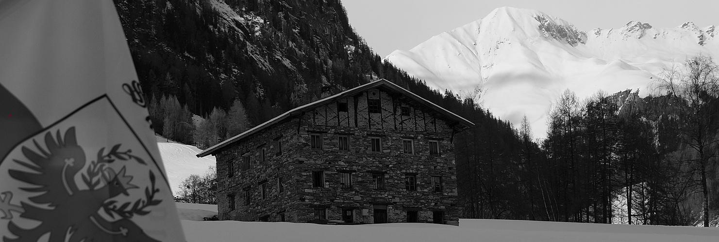 Pfunders in Südtirol