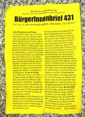 PG Rundbrief PG-19 Aktuell