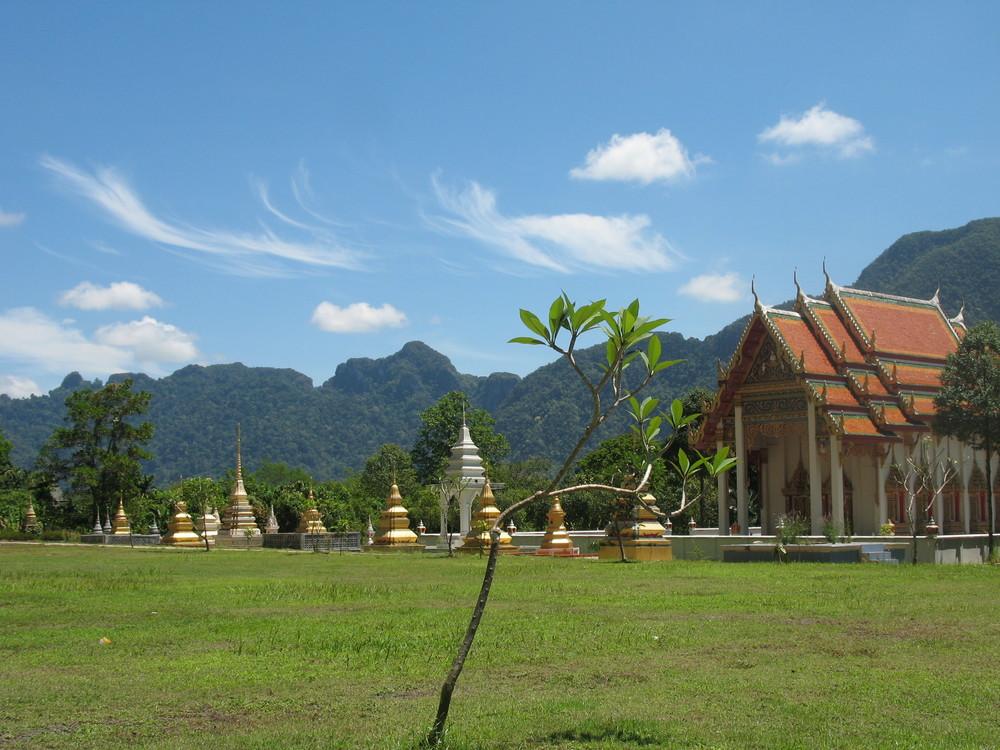 Phangnga Temple