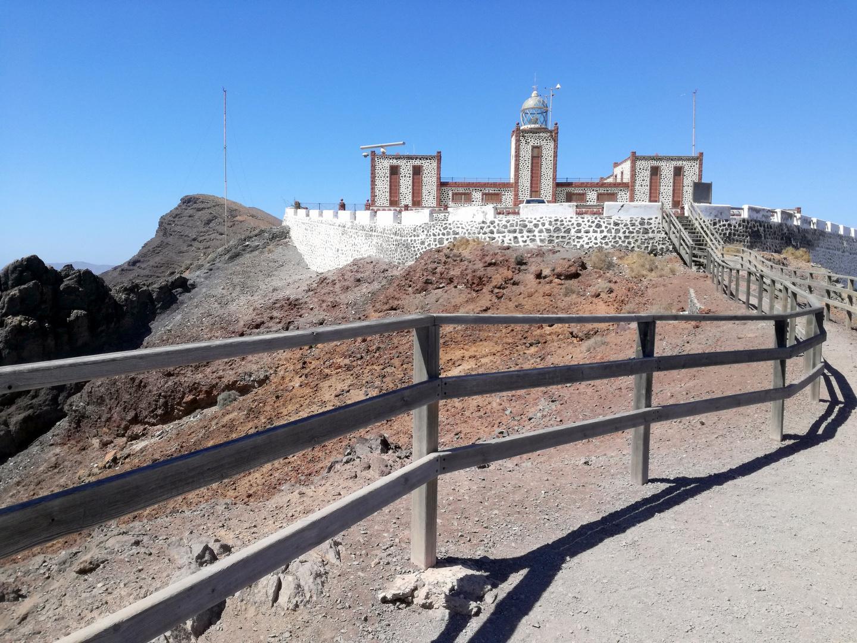 Phare de Punta Entallada, Fuerteventura
