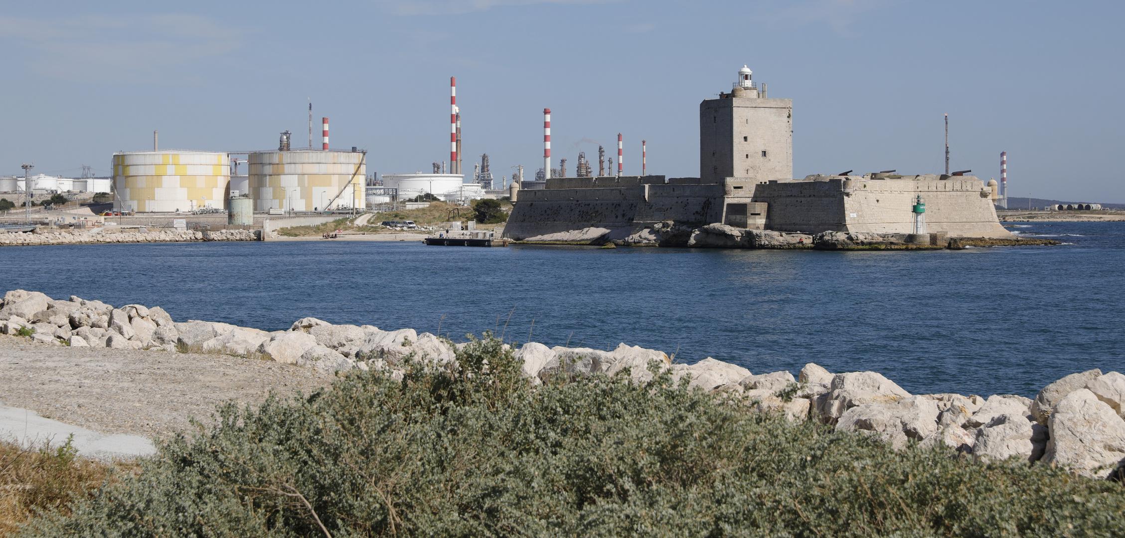 Phare du Port de Bouc