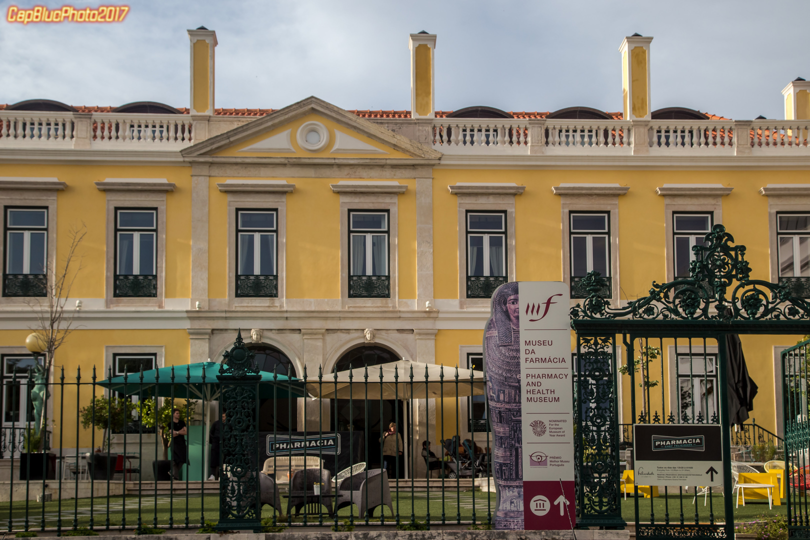 Pharmacia - Das Trend Lokal in Lisboa