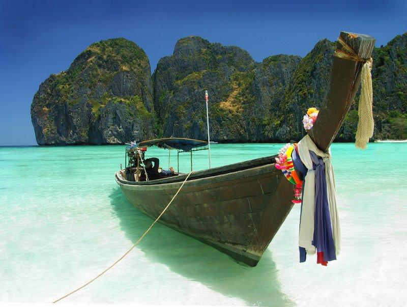 Phi Phi Le Island, 2. Versuch