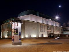 Phiharmonie / Saalbau Essen, Südseite