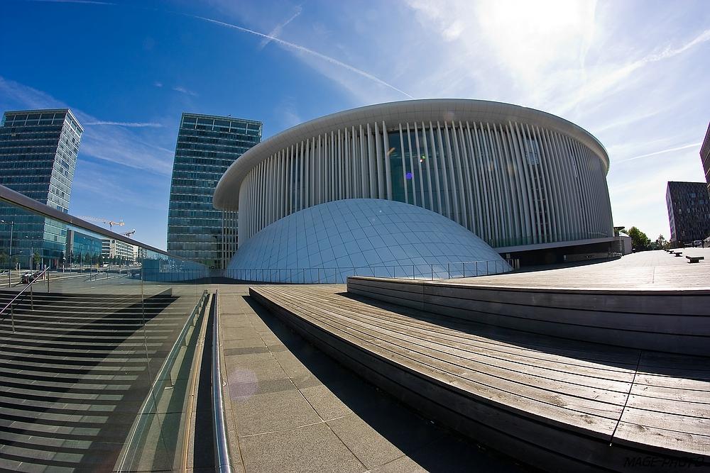 Philharmonie Luxembourg I