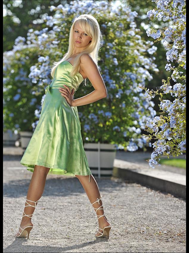Philina - Dream in green