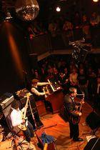 """philipp fankhauser blues band in der """"eintracht"""" kirchberg"""
