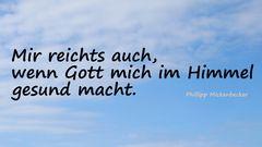 Philipp Mickenbecker Zitate 01