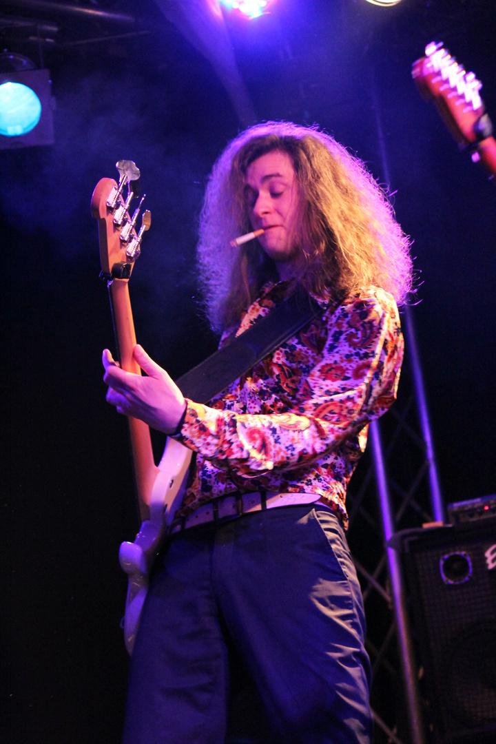 Philipp Rösch vom Mike Seeber Trio