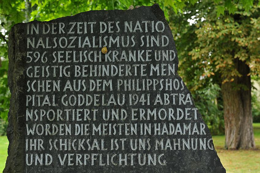 Philippshospital-Gedenkstein 01