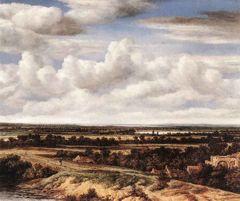 Philips Koninck Weite Landschaft