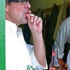 Phill Tufnell (ex England cricket team player)