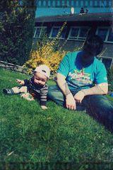 Phillip Tyler & Dad