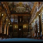 Philosophischer Saal der Bibliothek im Kloster Strahov, Prag