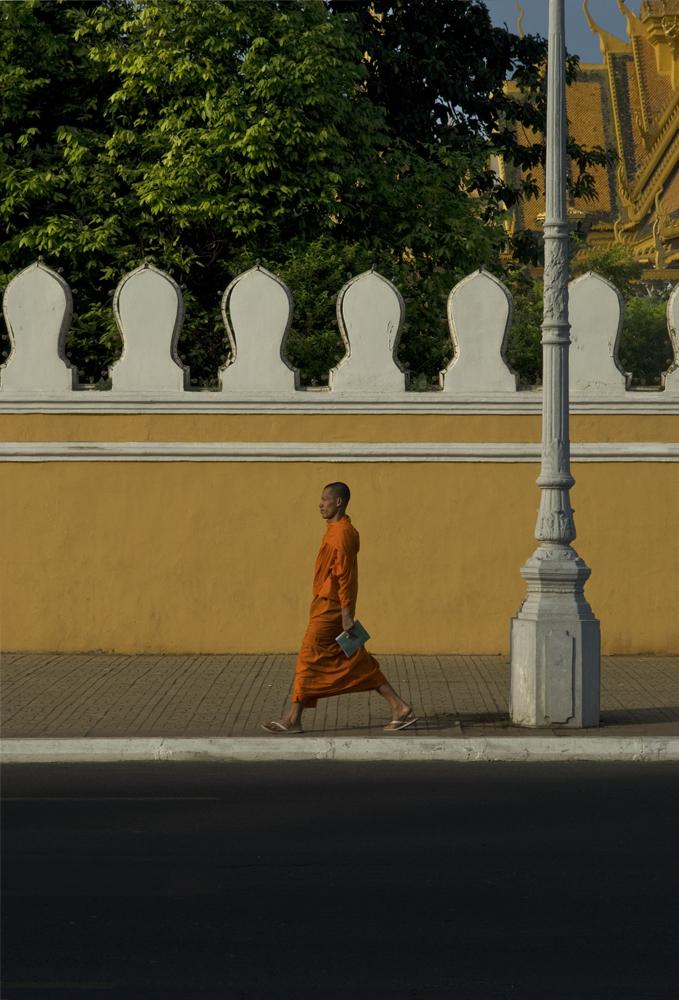 Phnom Penh Mönch