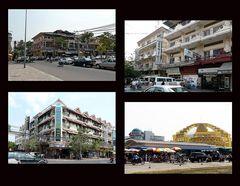 Phnom Penh - Stadtimpressionen