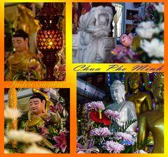 Pho Minh Pagode in Saigon