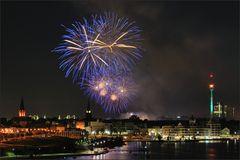 Phoenix-See in Flammen ...