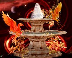 Phönixbrunnen