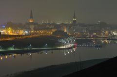 Phoenixsee - bei Nacht und Nebel