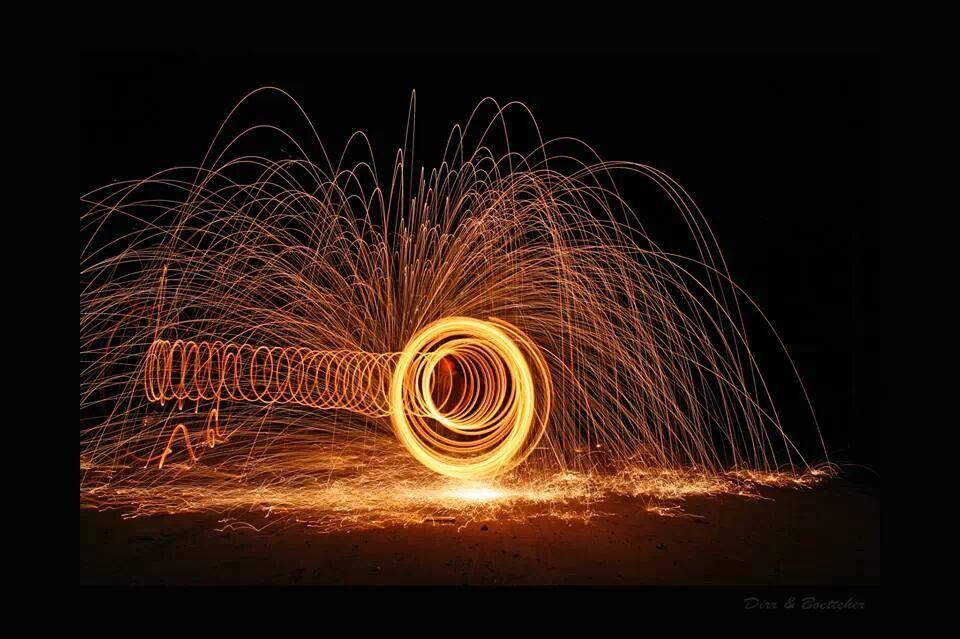 photo project steel wool