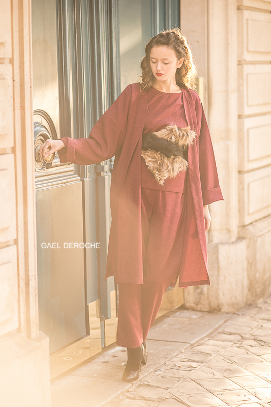 Photographe de mode Paris, lookbook haute couture et styliste