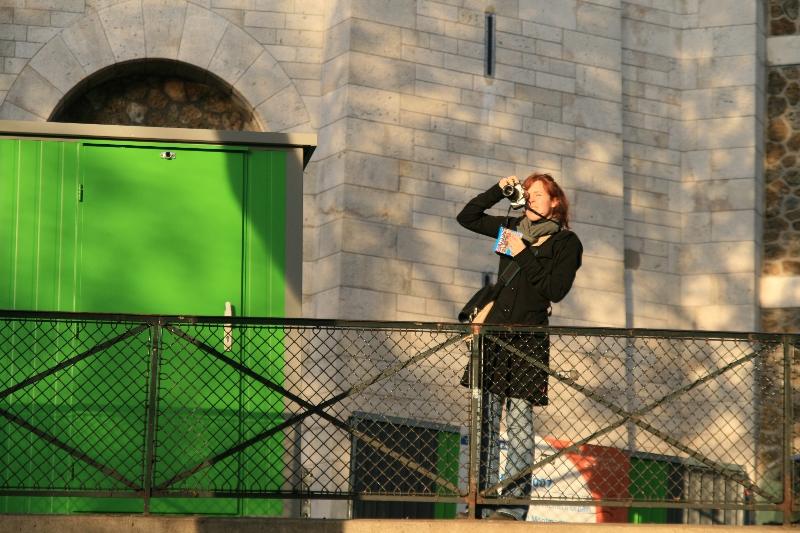 Photographe de Montmartre