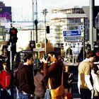 photographer at Potsdamer Platz