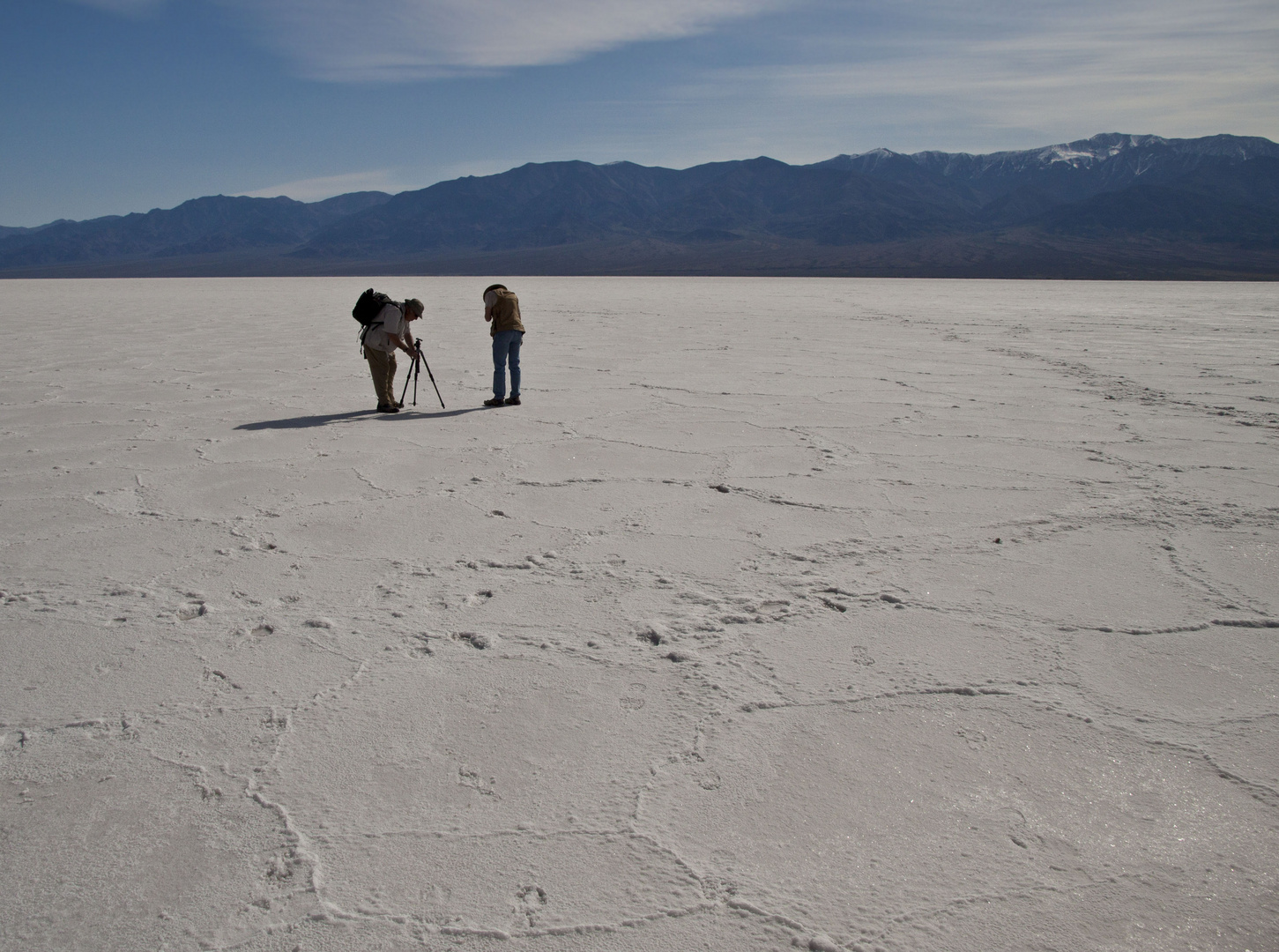 Photographers on the Salt