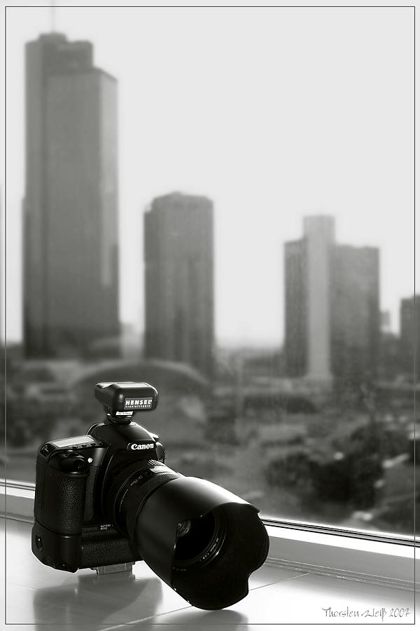photographers tool - having a rest