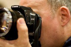Photokina 2008 - 400D mit 50er Zeiss Objektiv