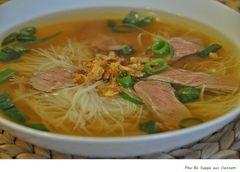 Phu Bo Suppe aus Vietnam