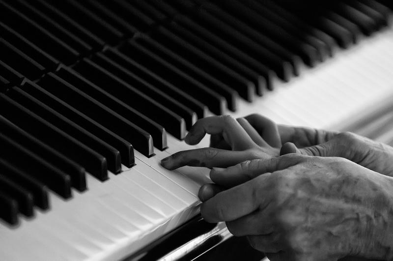 pianiste en herbe