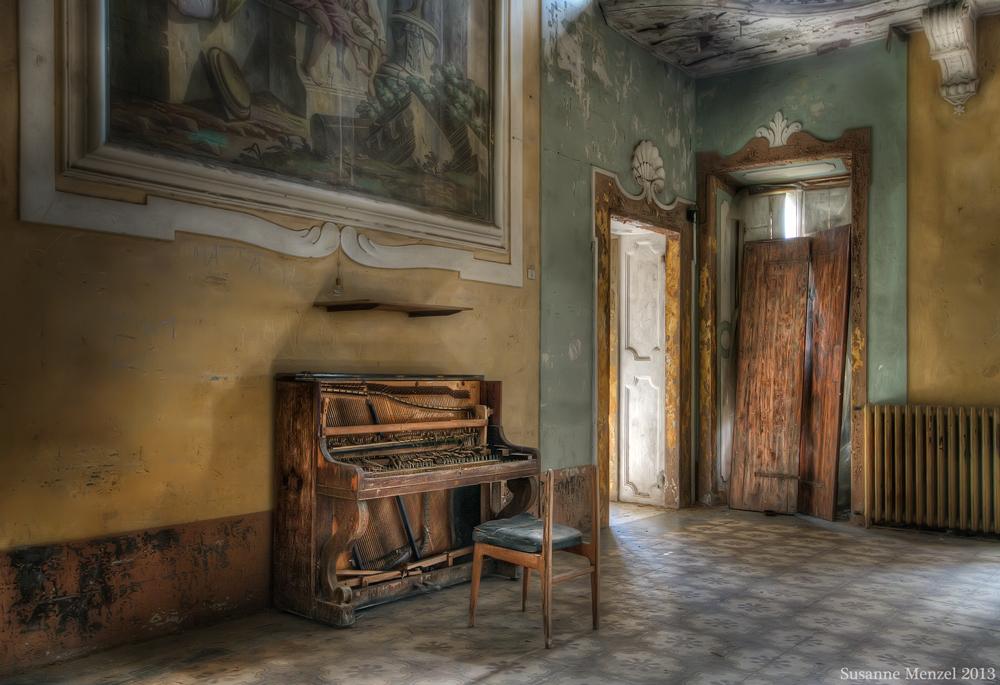 Pianoforte senza suono