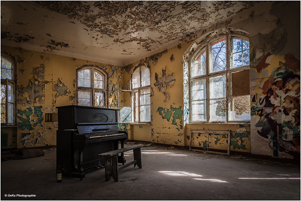 Pianoman gesucht