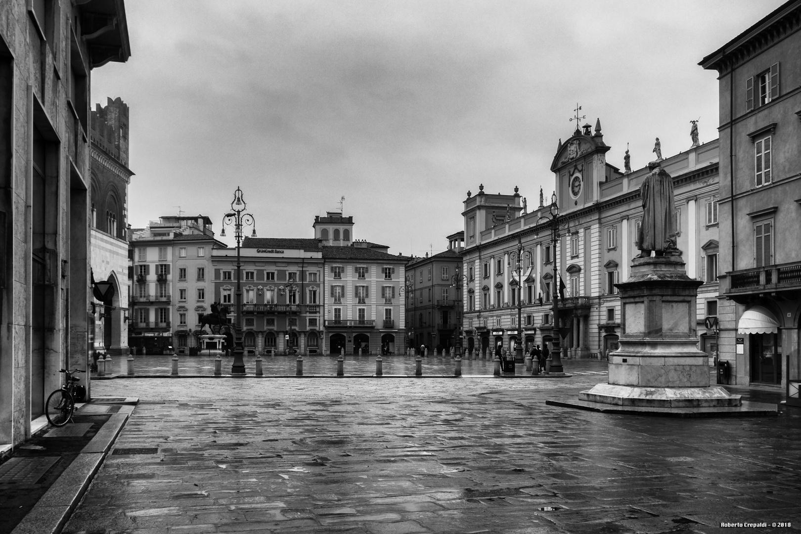 Piazza Cavalli, Piacenza