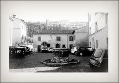 Piazza cisterna....Verona