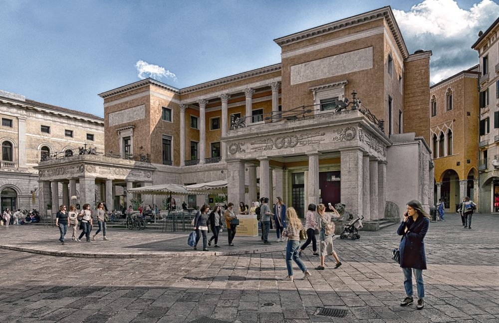 Piazza dei Signori - Padua (Padova) -