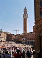 Piazza del Campo ...